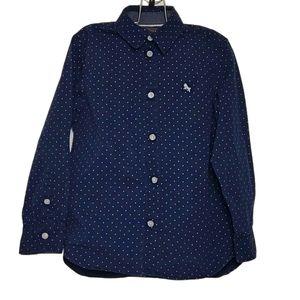 3/$20. L.O.G.G. By H&M Long Sleeve Shirt Size 5-6